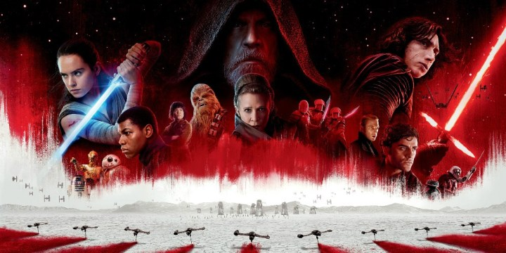 A Discussion of Star Wars: The Last Jedi