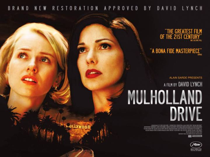 A Trip Down David Lynch's 'Mulholland Drive' (A New Year's Suggestion)