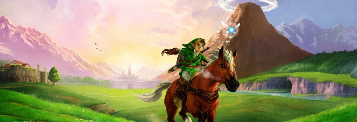 The Legend of Zelda: Ocarina of Time (A New YearSuggestion)