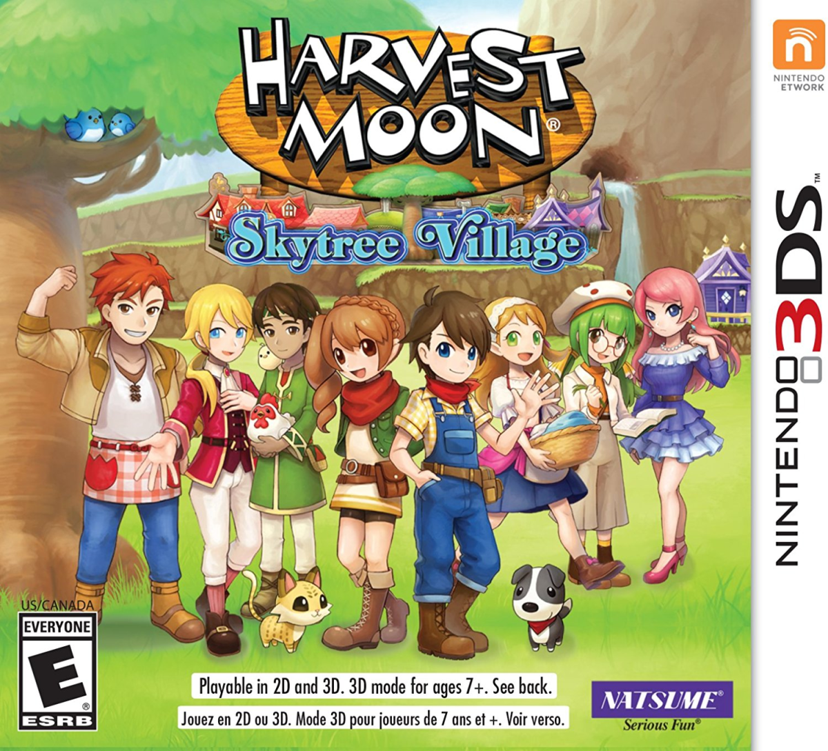 'Harvest Moon' is the antidote to your 2017 hangover (A New Year'sSuggestion)