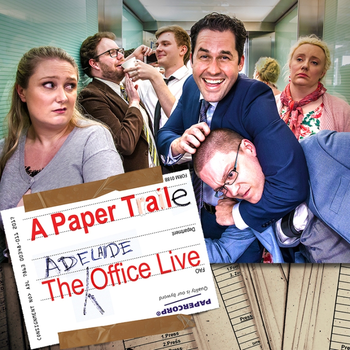 A Paper Tale: The Adelaide OfficeLive