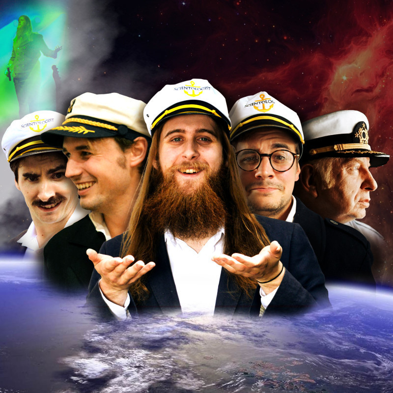 Scientology the Musical