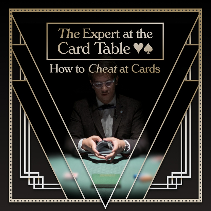 The Expert at the Card Table – How to Cheat at Cards