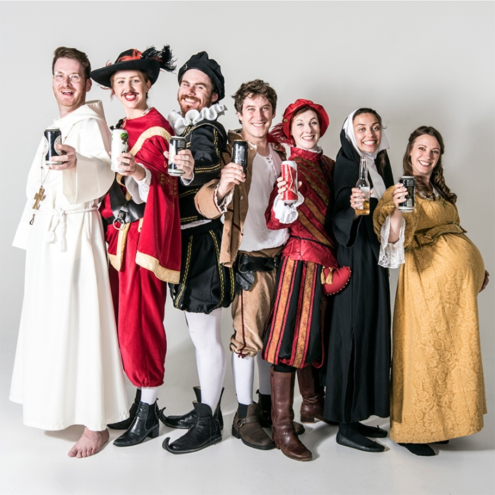 Shit-Faced Shakespeare: Romeo &Juliet