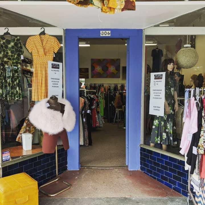Chaos Bazaar Vintage