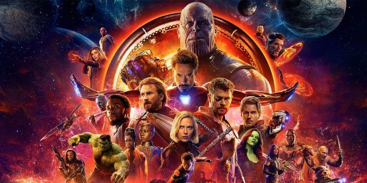 The Avengers: InfinityWar