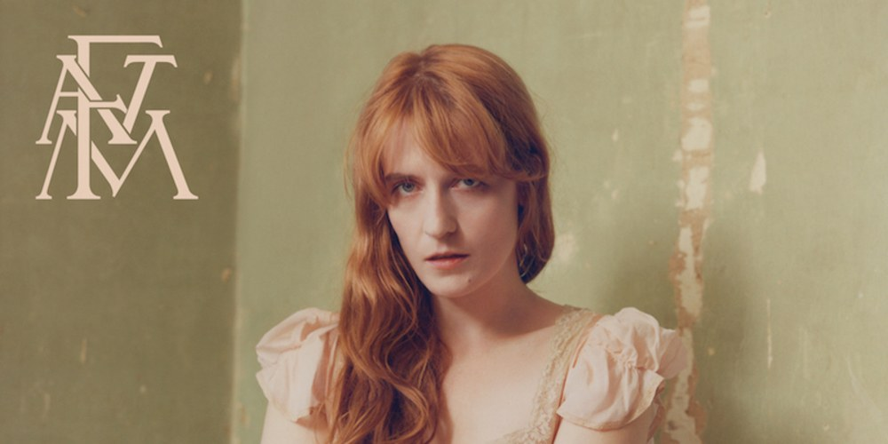 High as Hope: Florence and the Machine's fourth album