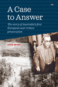 A Case to Answer – by DavidBevan