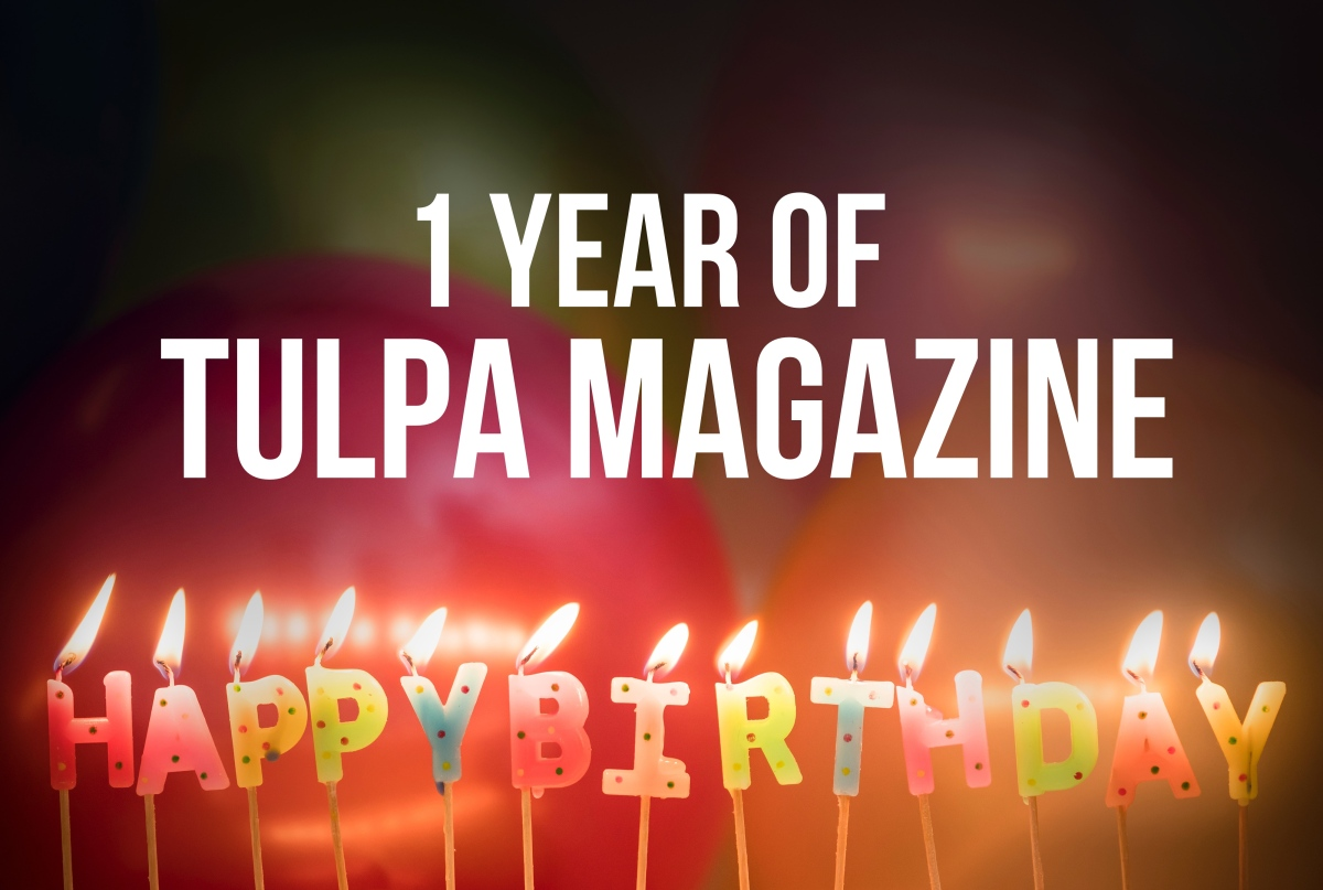 Tulpa Magazine Turns ONE!
