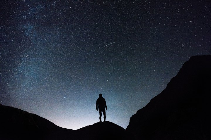 'The Day I Stopped Looking at the Stars'- By Cameron Lowe
