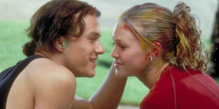 I Hate Cheesy-Romance Films. I Don't Hate 10 Things I Hate About You.