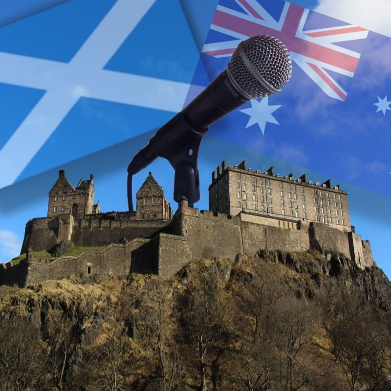 All the Best from Edinburgh… toAdelaide