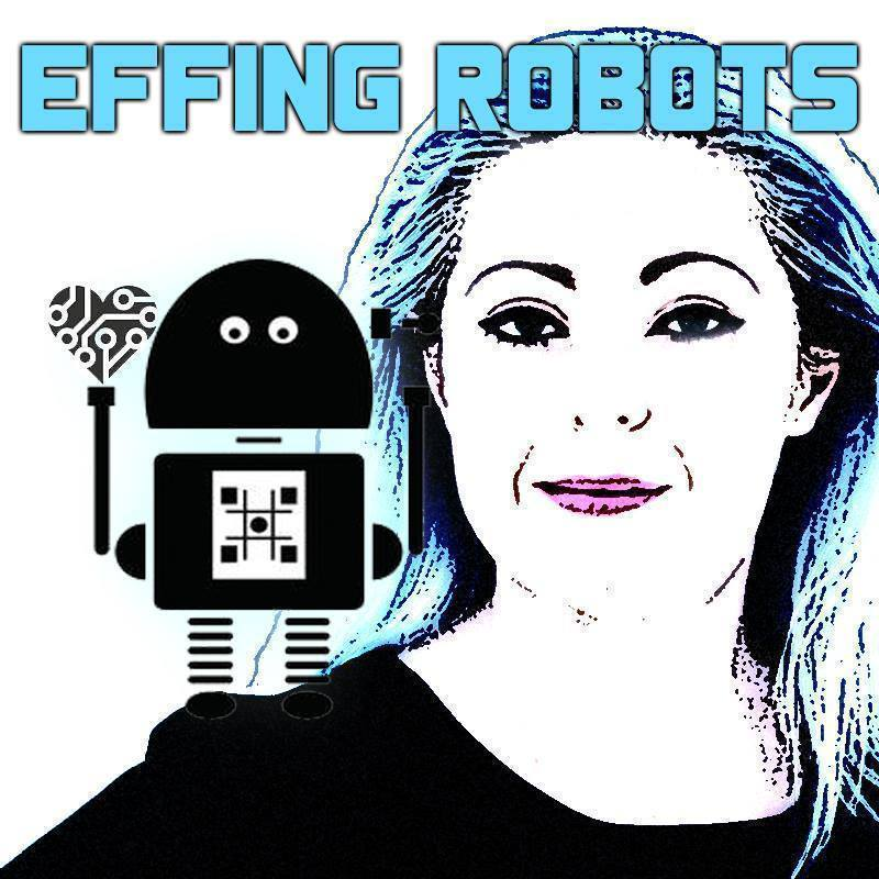 Effing Robots: How I Taught AI to Stop Worrying and LoveHumans