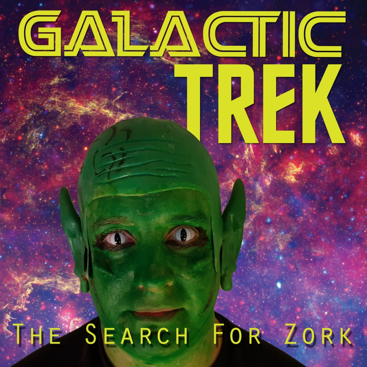 Galactic Trek: The Search for Zork