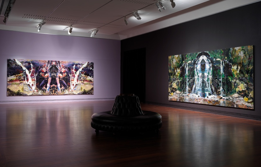 INSTALLATION VIEW -20190219 Ben Quilty sRGB 2000px Photo Grant Hancock 0157
