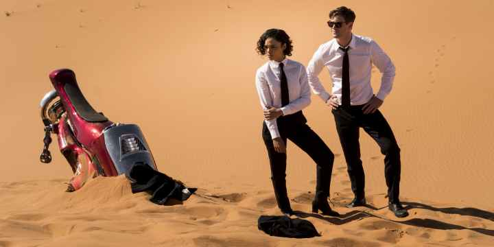 Review: Men in Black: International
