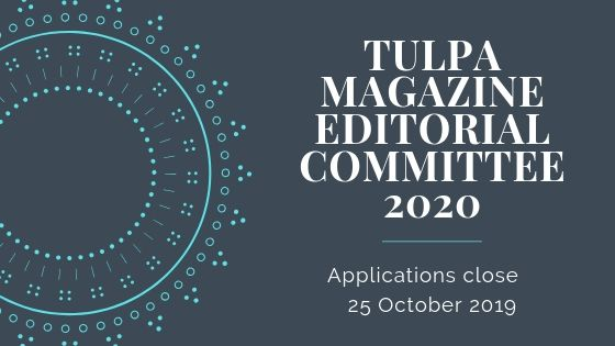 Tulpa Magazine Editorial Committee 2020