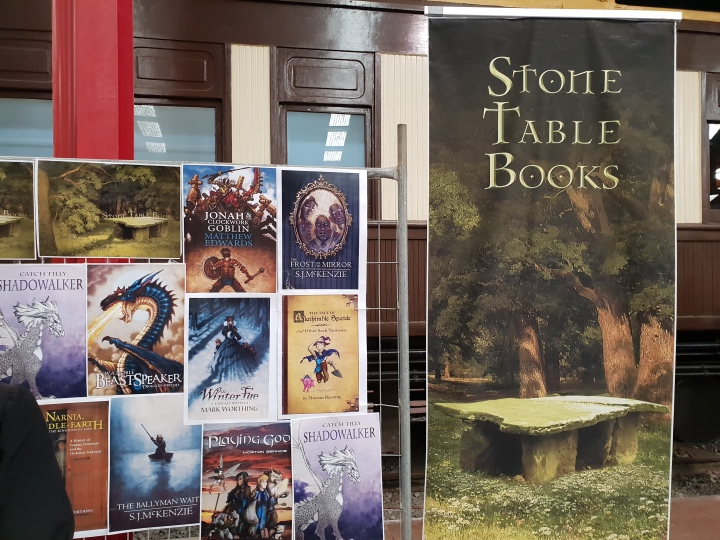 In Conversation: Stone Table Books