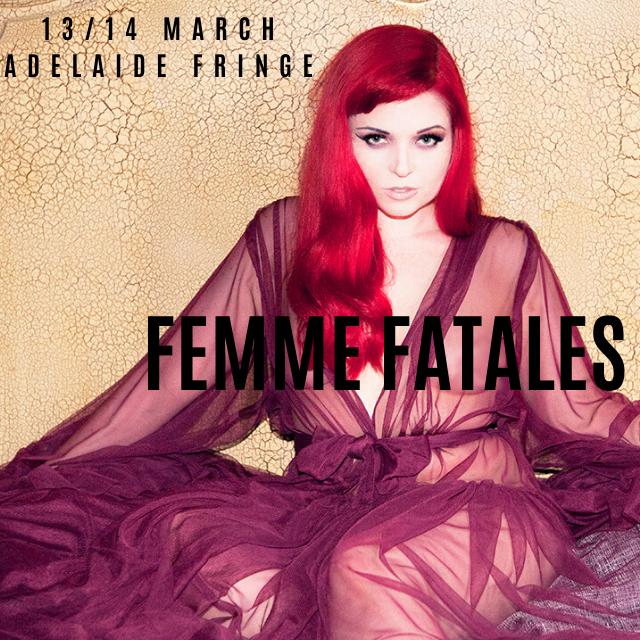 Femme Fatales – A Dark FetishFreakshow!